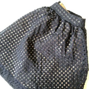Lush A-line Skirt
